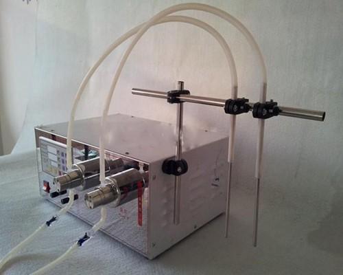 GZX-201系列磁力泵液体灌装机